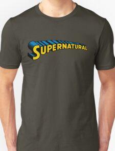 Supernatural superman Unisex T-Shirt