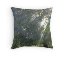 REDREAMING MAPLE LIGHT Throw Pillow