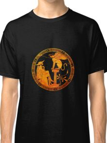 Man and Sphinx Classic T-Shirt