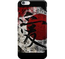 Peace Love and Hope #3 iPhone Case/Skin