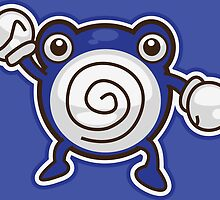 Poliwhirl by gizorge