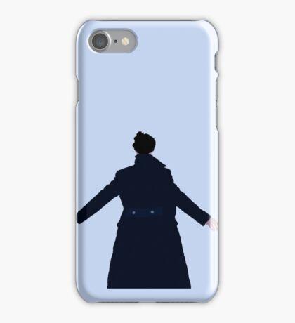 Sherlock The Reichenbach Fall iPhone Case/Skin
