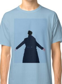 Sherlock The Reichenbach Fall Classic T-Shirt