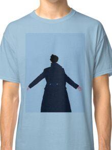 Sherlock The Reichenbach Fall Classic T-Shirt