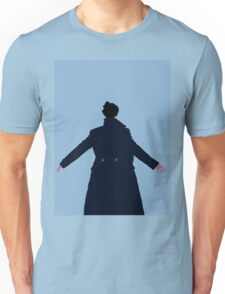 Sherlock The Reichenbach Fall Unisex T-Shirt