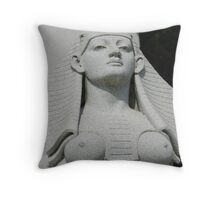 The Sentinel II Throw Pillow