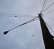 Power Pole by ozzbagel