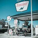 Gay Parita Gas Station. Missouri. (Alan Copson ) by Alan Copson