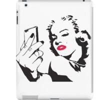 Monroe Selfie iPad Case/Skin