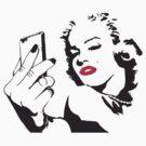 Monroe Selfie by mcnasty
