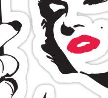 Monroe Selfie Sticker