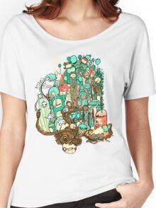 Brain Tumor Women's Relaxed Fit T-Shirt