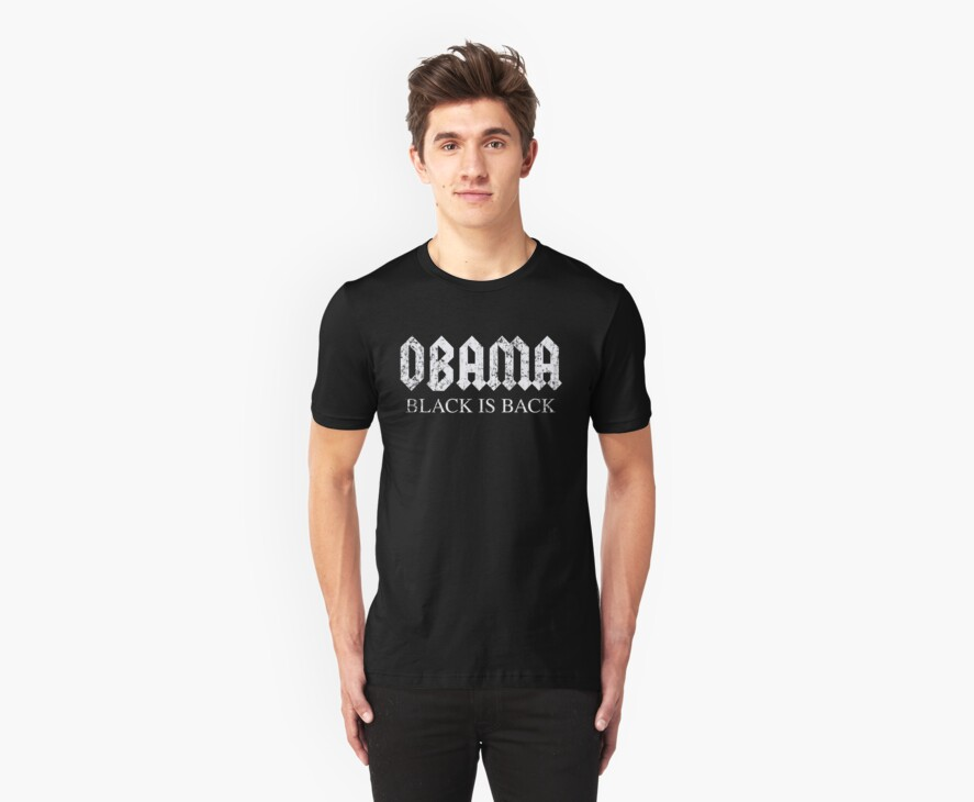 Obama Black is Back by barackobama