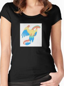 Archeops Women's Fitted Scoop T-Shirt