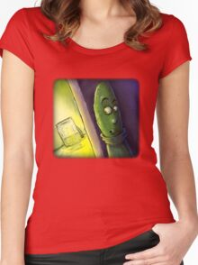 Pickled Women's Fitted Scoop T-Shirt