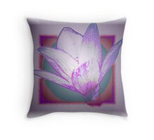 Natures Delight Throw Pillow