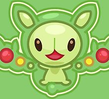 Reuniclus by Eat Sleep Poke Repeat