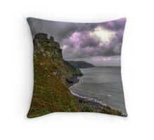 Castle Rock 3 Throw Pillow