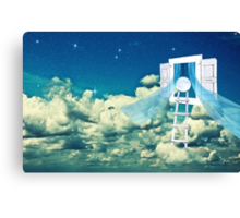 Maybe I Grew Up A Little Too Soon Canvas Print