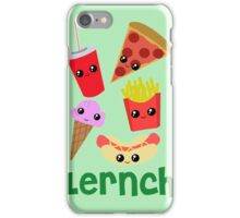 Lernch iPhone Case/Skin