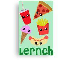 Lernch Canvas Print