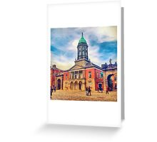 Dublin II Greeting Card