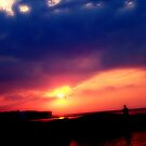 Summer sunset of 2006: I (Edited) by Rachel Counts