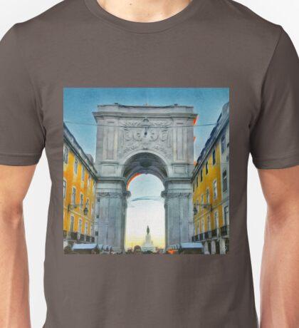 Lisboa - Baixa I Unisex T-Shirt