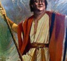 Gaben the savior Sticker