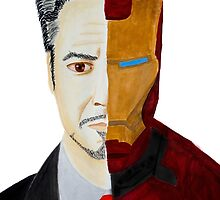 Stark Iron Man by tabyway