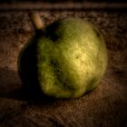 Not so much an apple by Maurice FitzGerald