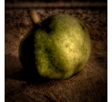 Not so much an apple Photographic Print