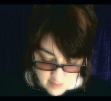 Self Portrait filmclip still by Tania Rose