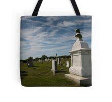 Block Island - Graveyard Tote Bag