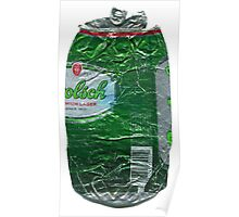 Grolsch - Crushed Tin Poster