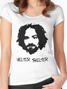 Helter Skelter Women's Fitted Scoop T-Shirt