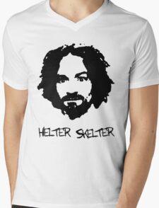 Helter Skelter Mens V-Neck T-Shirt