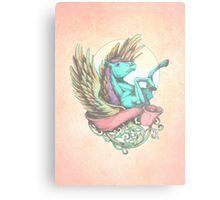 The Divine Stallion Metal Print