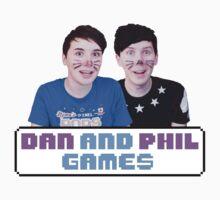 Dan and Phil Games by Neysa Tapanes