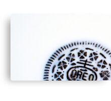 Cookies & Cream Canvas Print