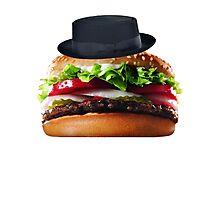 Heisenburger Photographic Print