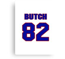 National football player Butch Rolle jersey 82 Canvas Print