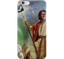 Gaben the savior iPhone Case/Skin