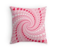 Abstract / Psychedelic / Geometric Artwork Throw Pillow