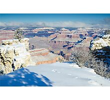 Canyon View Photographic Print