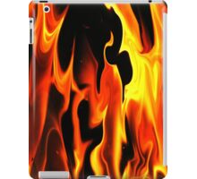 Black Fire-Available As Art Prints-Mugs,Cases,Duvets,T Shirts,Stickers,etc iPad Case/Skin