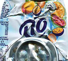 Rio - Crushed Tin by Jovan Djordjevic