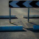 Not through here... by BrainCandy