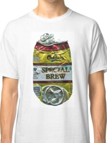 Special Brew - Crushed Tin Classic T-Shirt