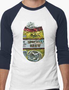 Special Brew - Crushed Tin Men's Baseball ¾ T-Shirt